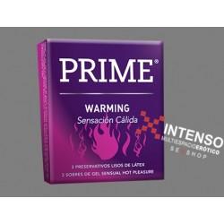 PRIME WARMING